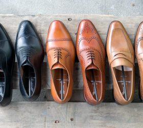 wyjątkowe obuwie dla mężczyzn