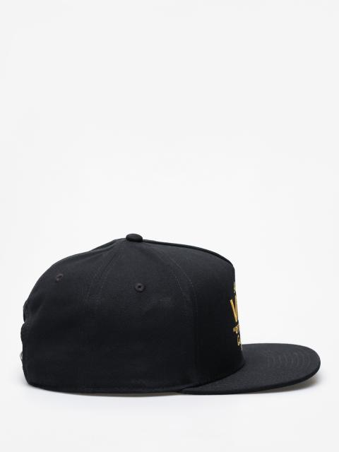 czapka z prostym daszkiem